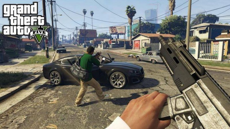 GTA 5 Fastest Selling Game