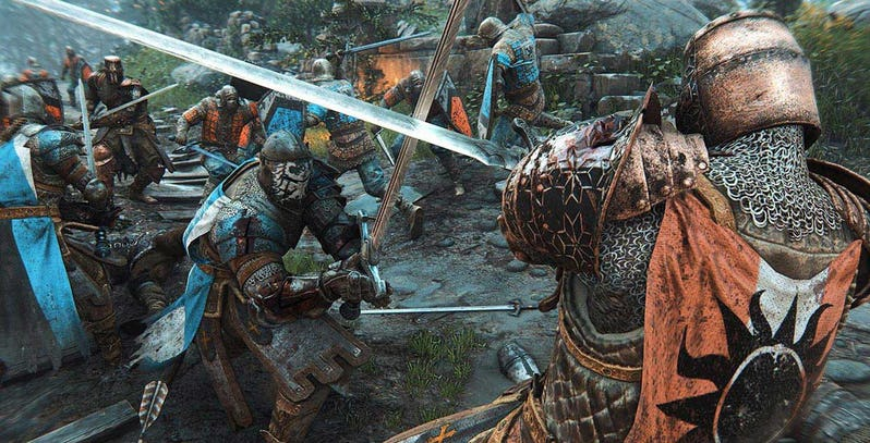 Get For Honor For FREE ON PC !