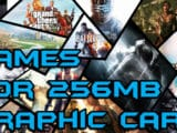 13 BEST Games for 256mb Graphic Card (Low end Pc's)
