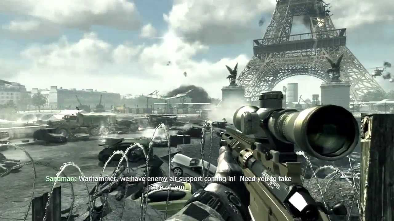Call of duty Modern Warfare 3 fast selling game