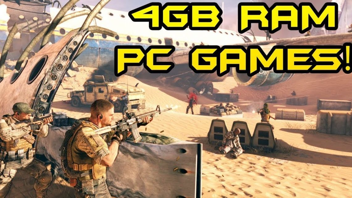 Action Games For I3 Processor 4gb Ram Gamingrey