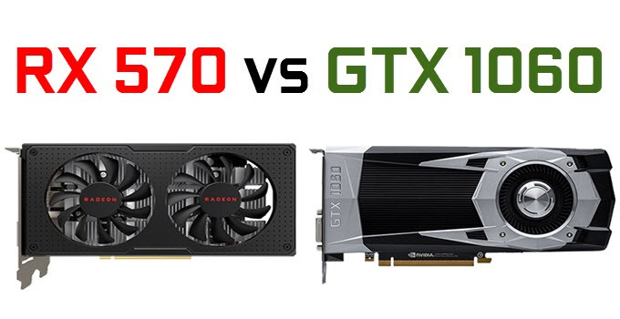 RX 570 VS GTX 1060 | Which GPU Is Best In 2020?