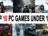 PC GAMES UNDER 1GB