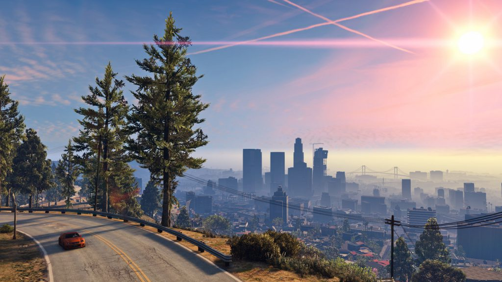 GTA 5 Wallpaper HD Gamingrey.com