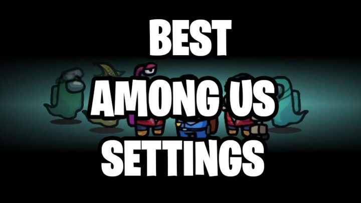 Best Among Us Settings (Competitive)